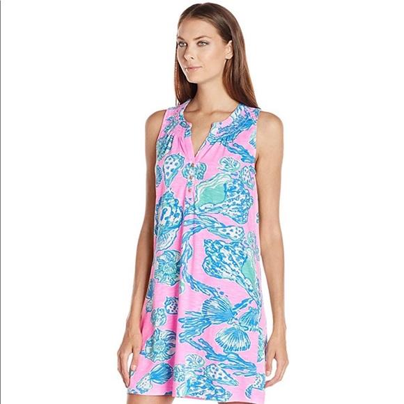 Lilly Pulitzer Womens Essie Dress